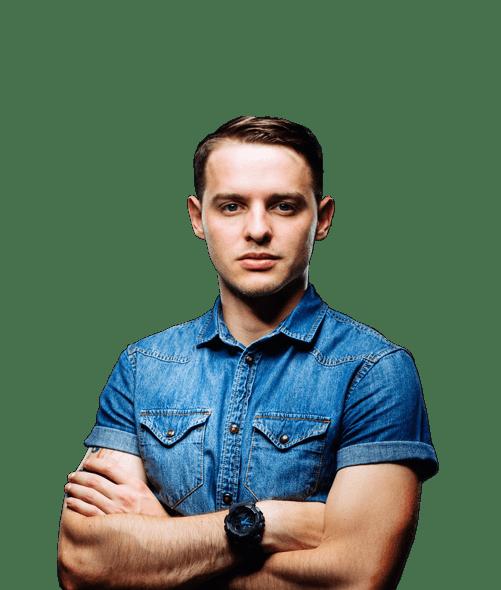 Денис Сорока говорит о микронаушнике