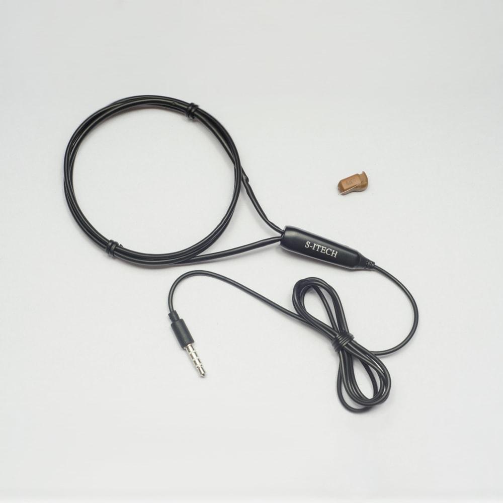 микро наушник Mini HF